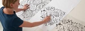 banner-Gerda comparing patterns