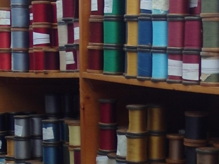 A visit to the Gainsborough Silk Weaving Company