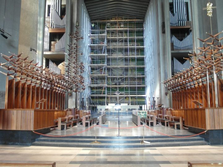 """Christ in Glory"" – Coventry Cathedral"