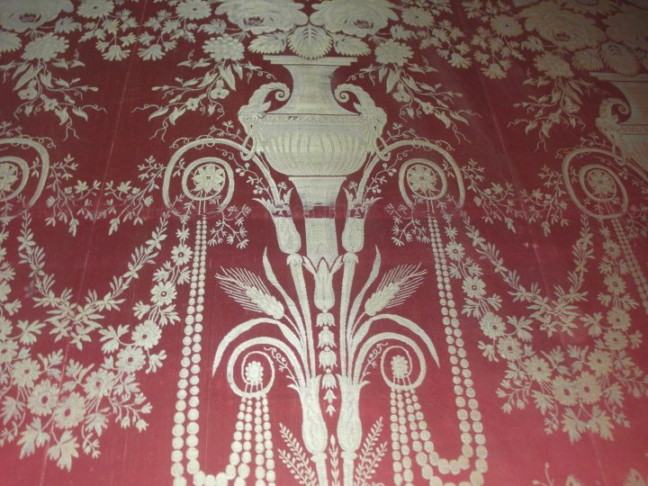 Conserving the Silk Wall-Coverings in the Boudoir at Arlington Court – A Conclusion