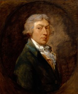 Gainsborough, Thomas; Self-portrait of Thomas Gainsborough, R.A.; https://www.royalacademy.org.uk/art-artists/work-of-art/O1333 Credit line: (c) (c) Royal Academy of Arts / Photographer credit: Prudence Cuming Associates Limited /